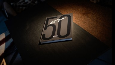 Alpinestars 50th Anniversary