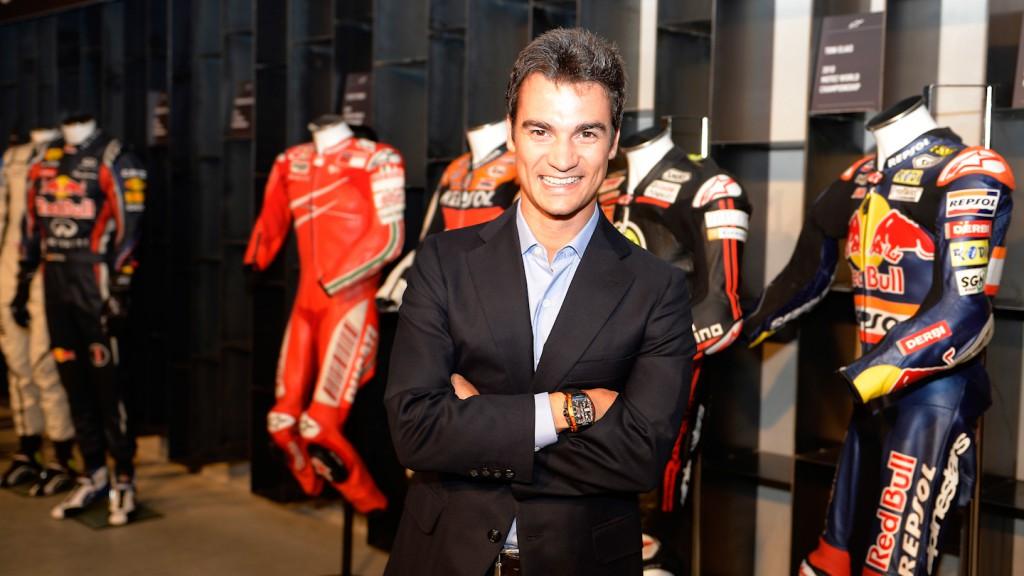 Dani Pedrosa, Alpinestars 50th Anniversary