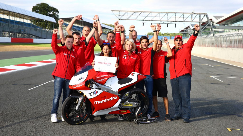 Mahindra Racing 1 million fans in Faceboook