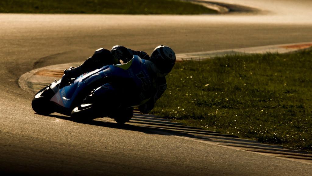 Randy de Puniet, Suzuki MotoGP™ September Mugello Test