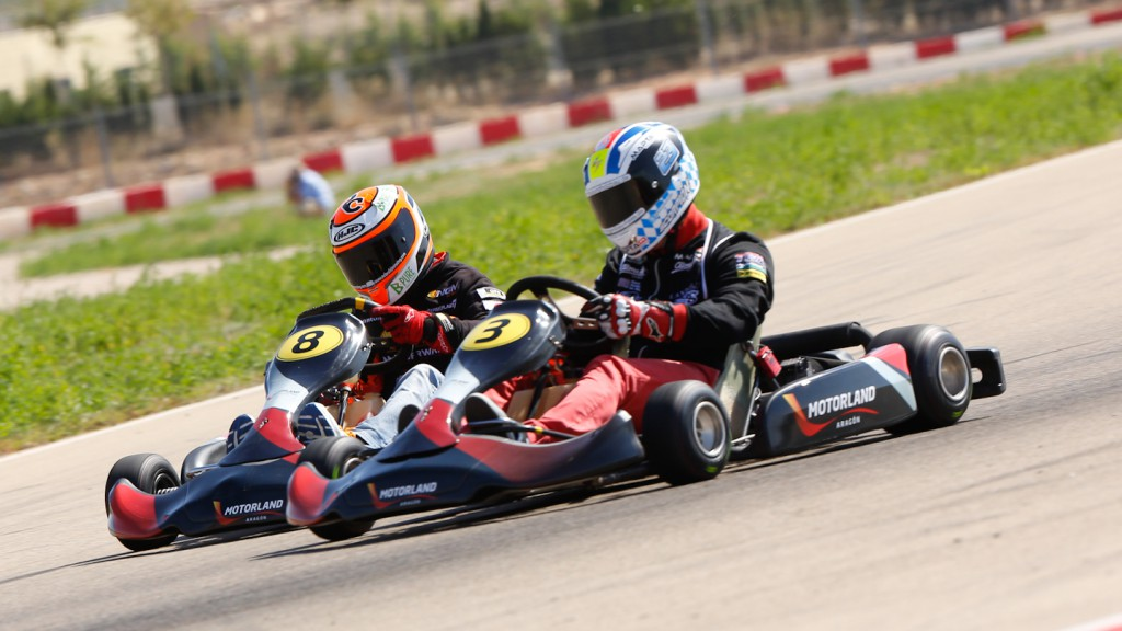 Gran Premio Iveco de Aragón Pre event