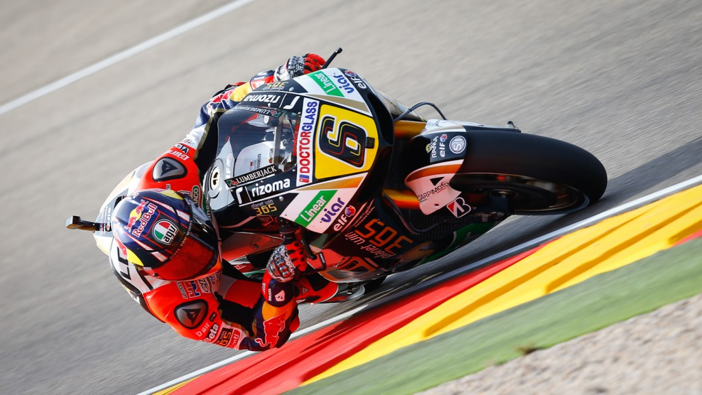 Stefan Bradl, LCR Honda MotoGP, Aragón FP2