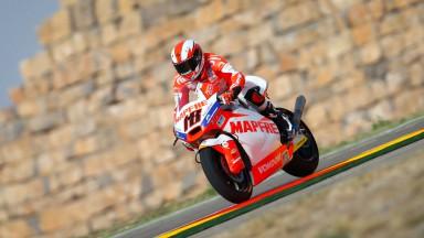 Nico Terol, Aspar Team Moto2, Aragón FP1