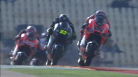 World Champion Jorge Lorenzo asserted his authority in FP1 at the Gran Premio Iveco de Aragon, with Repsol Honda pair Marc Marquez and Dani Pedrosa behind him on the timesheet.