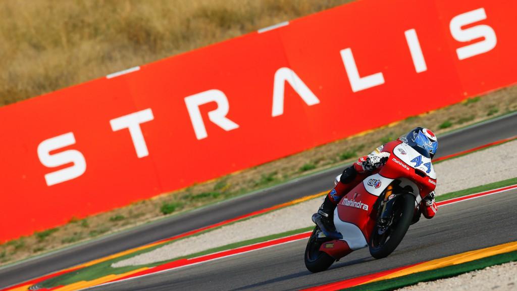 Miguel Oliveira, Mahindra Racing, Aragón FP2