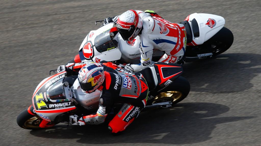 Moto2 Aragón FP2