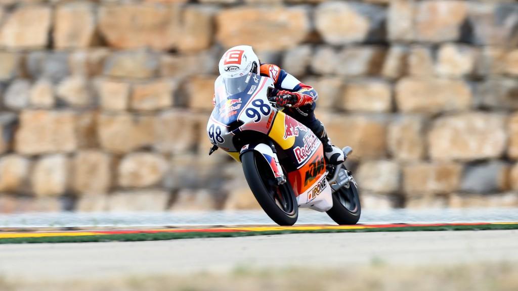 MotoGP Rookies Cup Aragón