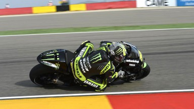 Cal Crutchlow, Monster Yamaha Tech 3, Aragón FP2