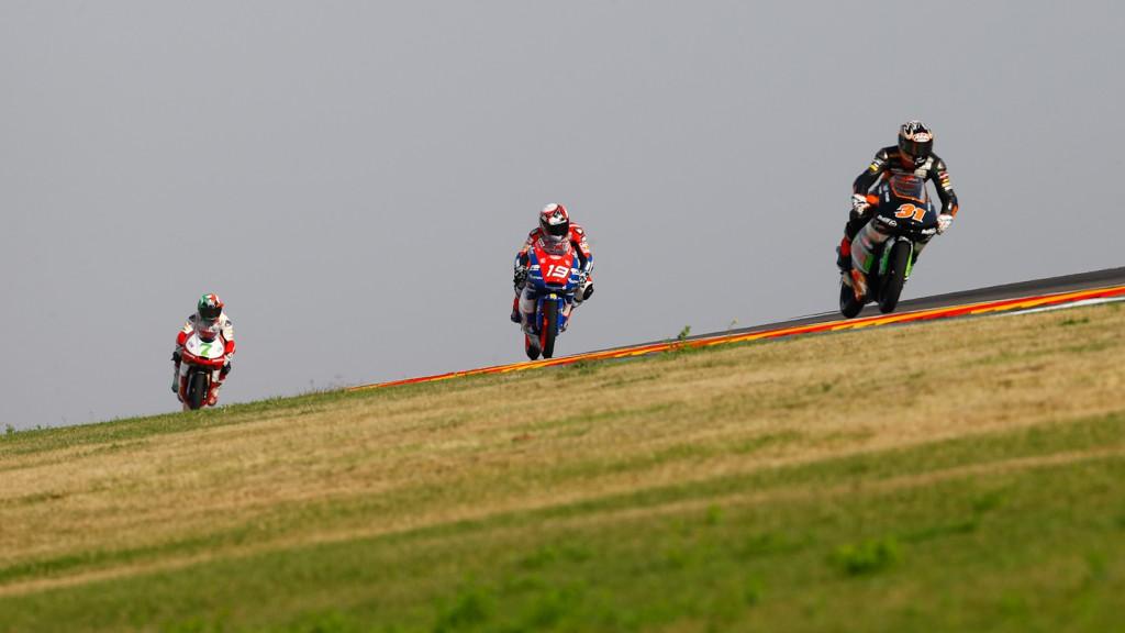 Moto3 Aragón FP2