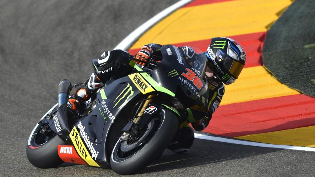 Bradley Smitih, Monster Yamaha Tech 3, Aragón FP2