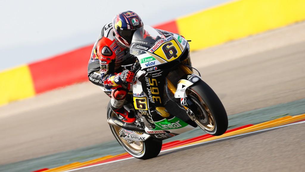 Stefan Bradl LCR Honad MotoGP, Aragón Q2