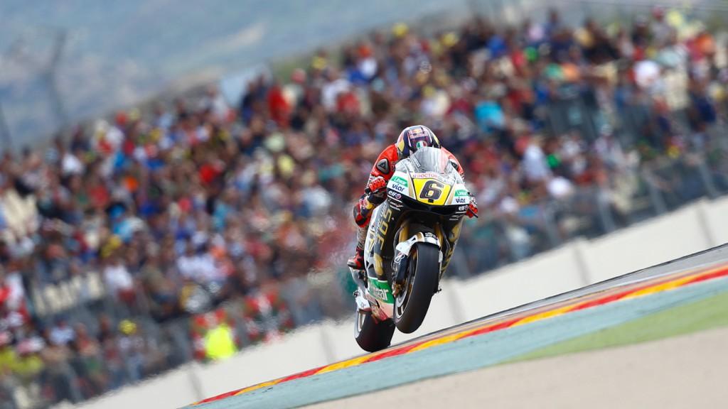 Stefan Bradl, LCR Honda MotoGP, Aragón Q2