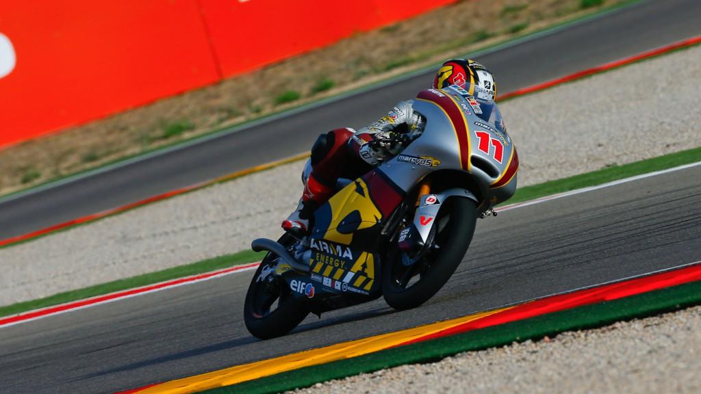 Moto3 Aragón QP
