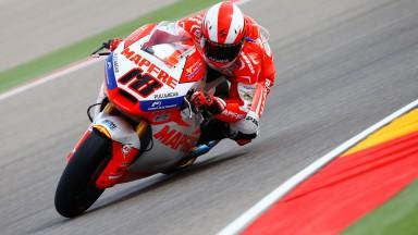 Nico Terol, Aspar Team Moto2, Aragón FP3