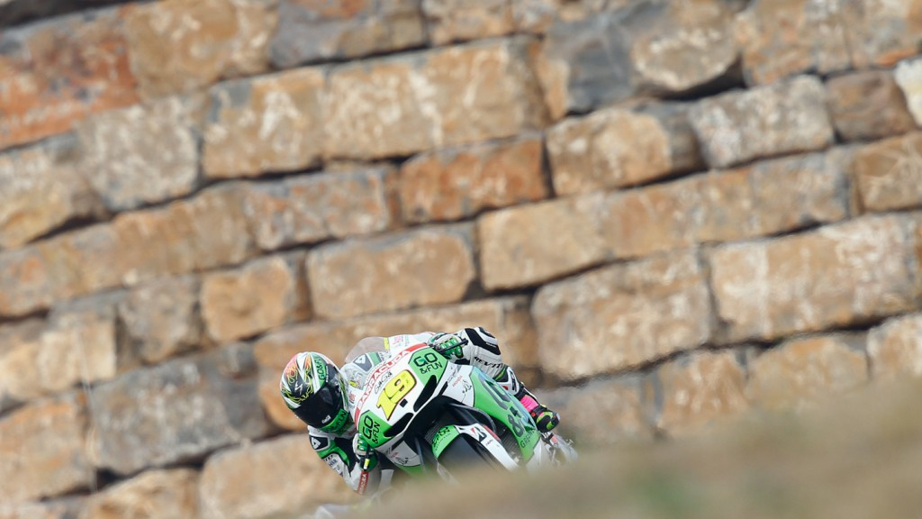 Alvaro Bautista, GO&FUN Honda Gresini, Aragón FP3