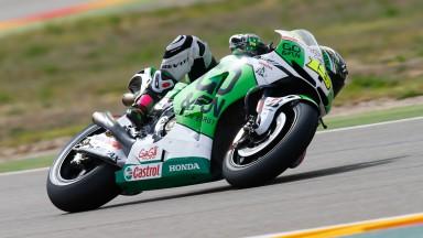 Alvaro Bautista, GO&FUN Honda Gresini, Aragón Q2