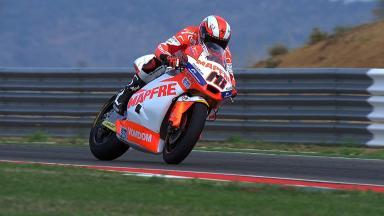 Aragon 2013 - Moto2 - QP - Highlights
