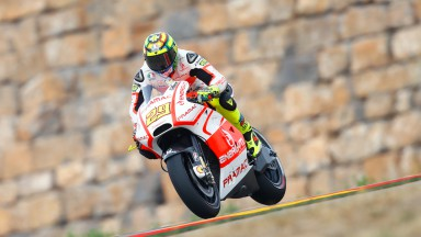 Andrea Iannone, Pramac Racing Team, Aragón Q2