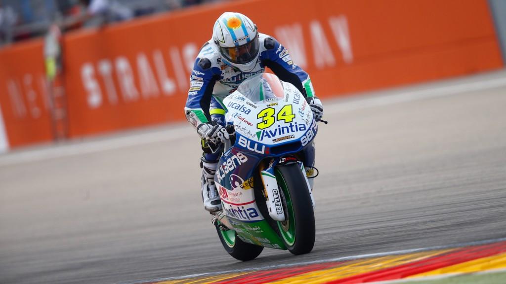 Moto2 Aragón QP