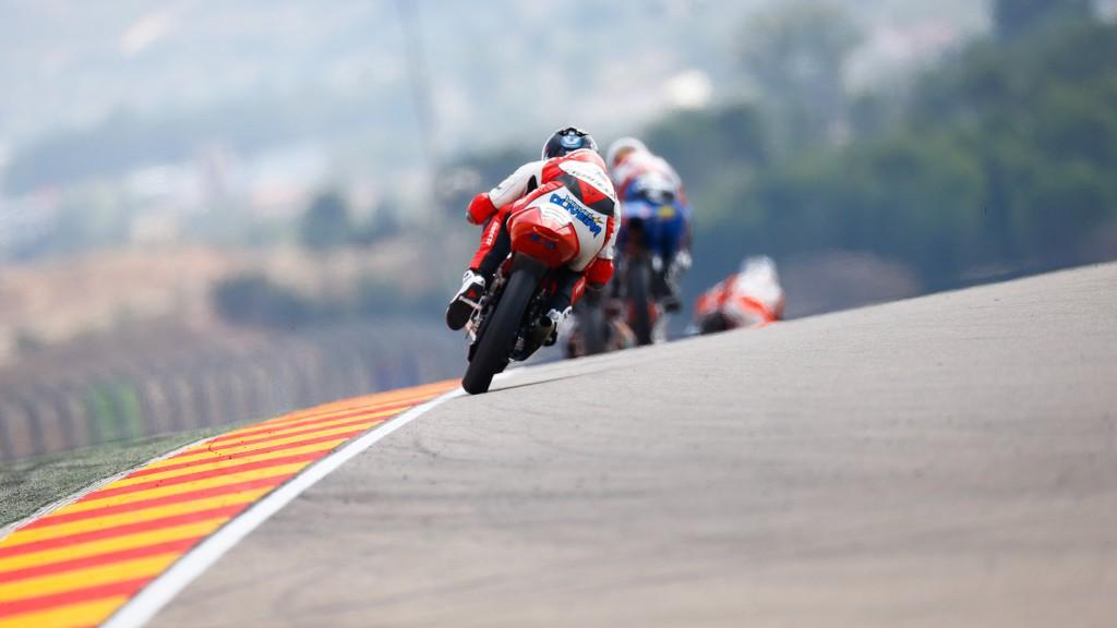 Miguel Oliveira, Mahindra Racing, Aragón QP