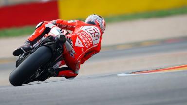 Nicky Hayden, Ducati Team, Aragón Q2