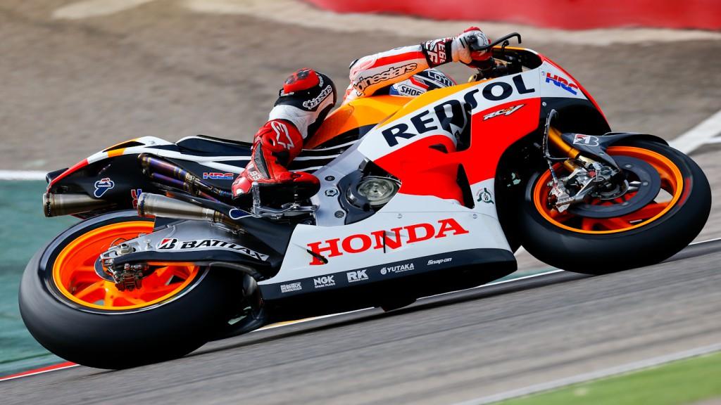 Marc Marquez, Repsol Honda Team, Aragón FP3