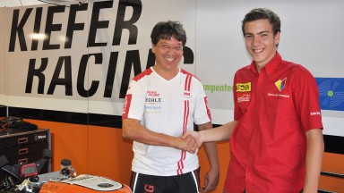 Stefan Kiefer Kiefer Racing Team Manager, Gabriel Ramos