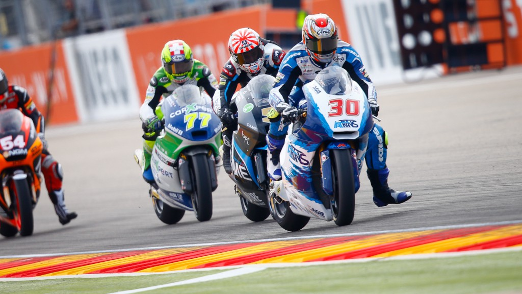 Moto2, Aragón FP3