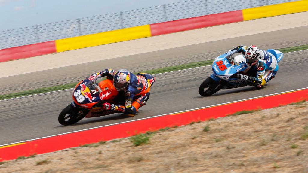 Moto3, Aragón QP