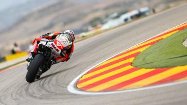 Stefan Bradl, LCR Honda MotoGP, Aragón RAC