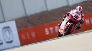 Nico Terol, Aspar Team Moto2, Aragón RAC