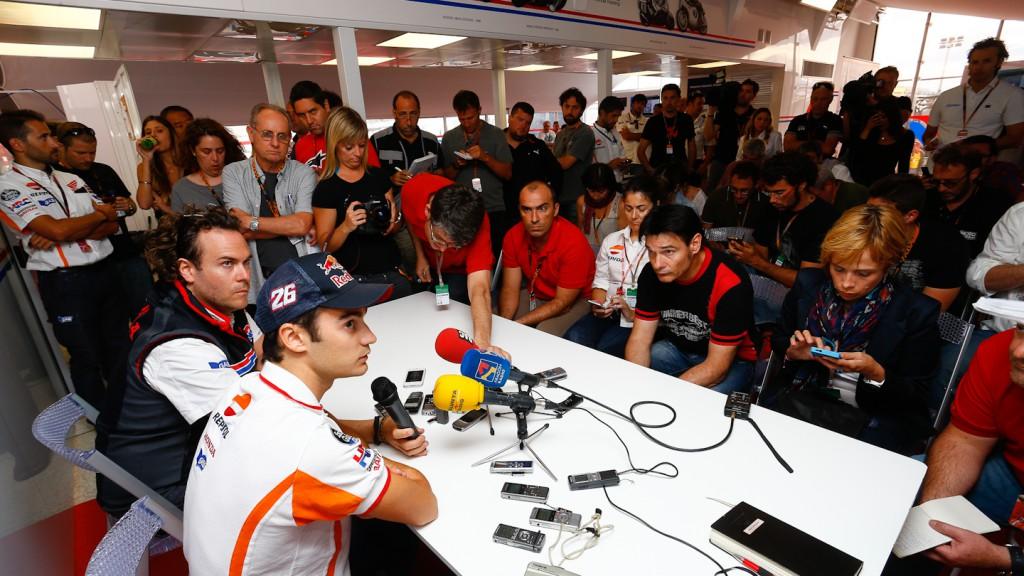 Dani Pedrosa, Repsol Honda Team, Aragón
