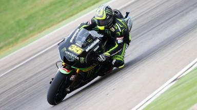 Cal Crutchlow, Monster Yamaha Tech 3, Aragón RAC