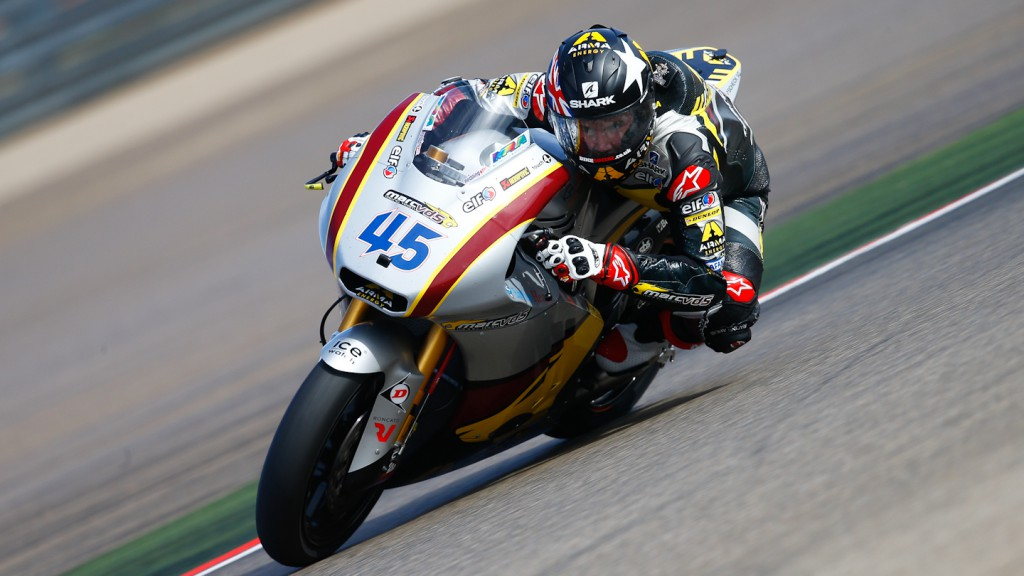 Scott Redding, Marc VDS Racing Team, Aragón RAC