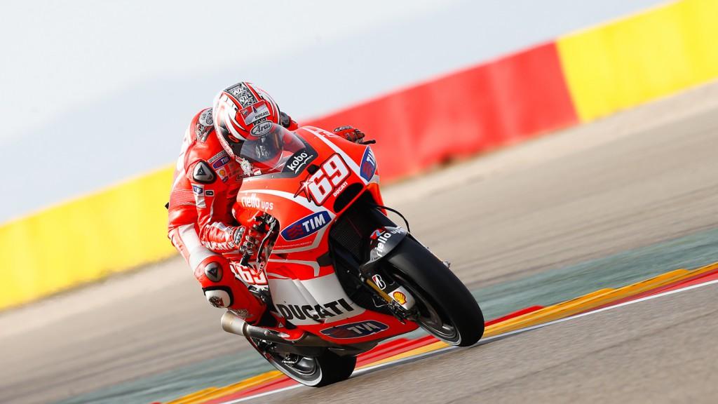 Nicky Hayden, Ducati Team, Aragón RAC