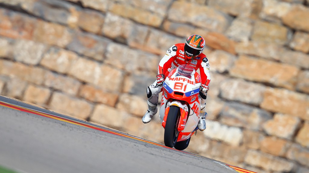 Jordi Torres, Aspar Team Moto2, Aragón WUP