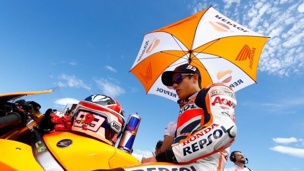 Marc Marquez, Repsol Honda Team, Aragón RAC