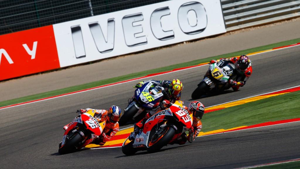 MotoGP Aragón RAC
