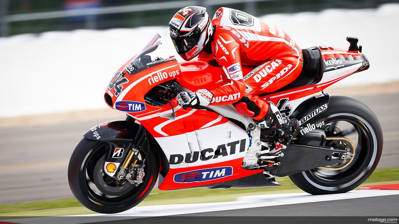 Gants moto racing piste Spidi Carbo Track : Dovizioso Replica
