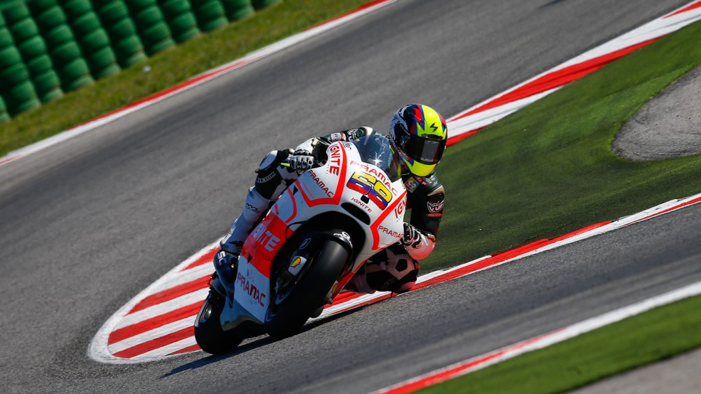 Yonny Hernandez, Pramac Racing Team