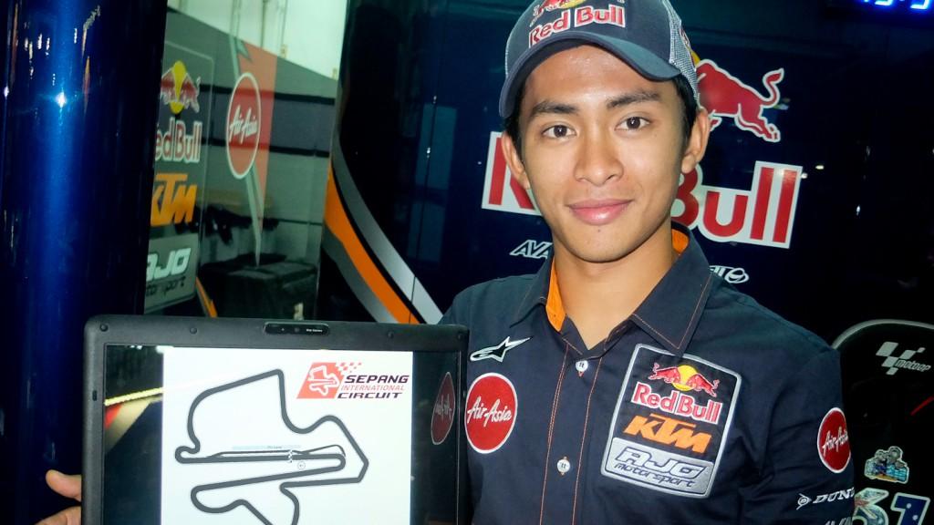 Zulfahmi Khairuddin, Red Bull KTM Ajo