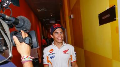 Marc Marquez, Repsol Honda Team, Sepang Circuit