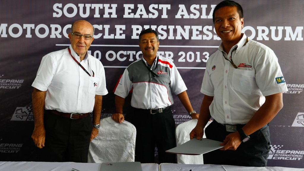 South East Asian Motorcycle Business Forum 2013, Sepang International Circuit