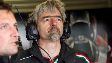 Luigi Dall'Igna, new Ducati Corse General Manager