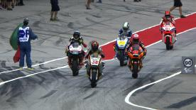 Tito Rabat was comfortably quickest as Moto2™ practice began on Friday ahead of the Shell Advance Malaysian Motorcycle GP. The Tuenti HP 40 rider led Interwetten Paddock Moto2 Racing's Tom Luthi, as Scott Redding moved ahead of championship rival Pol Espargaro after beginning the day in 12th place.