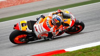 Dani Pedrosa, Repsol Honda Team, Sepang FP2