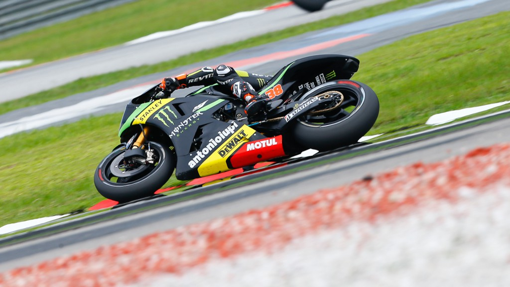 Bradley Smith, Monster Yamaha Tech 3, Sepang FP2