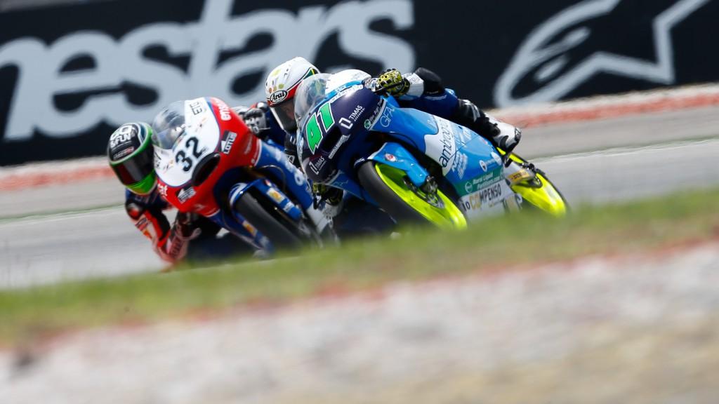 Moto3 Sepang FP2