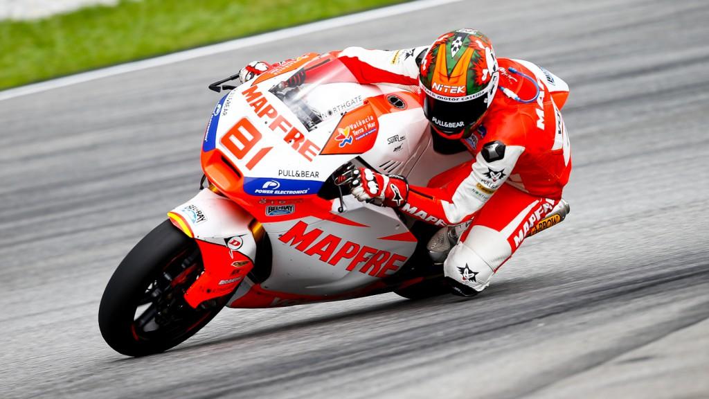 Jordi Torres, Aspar Team Moto2, Sepang FP1