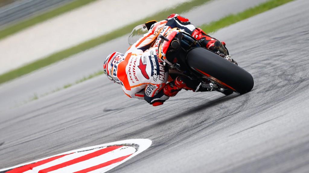 Marc Marquez, Repsol Honda Team, Sepang FP2
